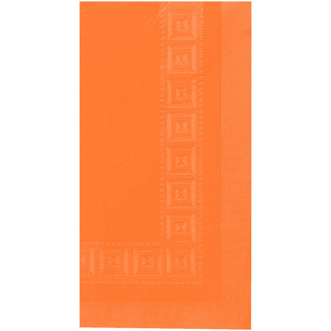 Orange Peel Embossed Rectangle Paper Tablecover