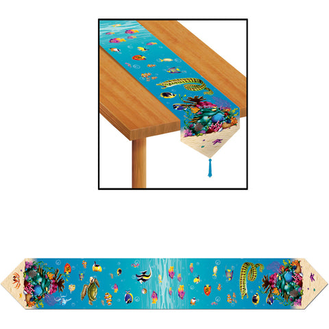 Under the Sea Table Runner