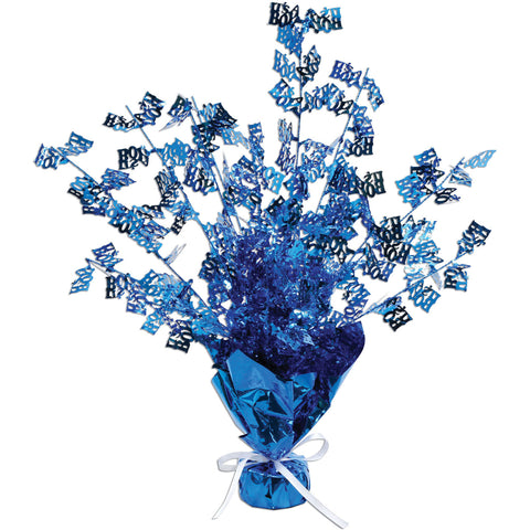Boy Burst Centerpiece