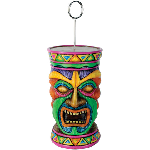 Tiki Balloon/Photo Holder