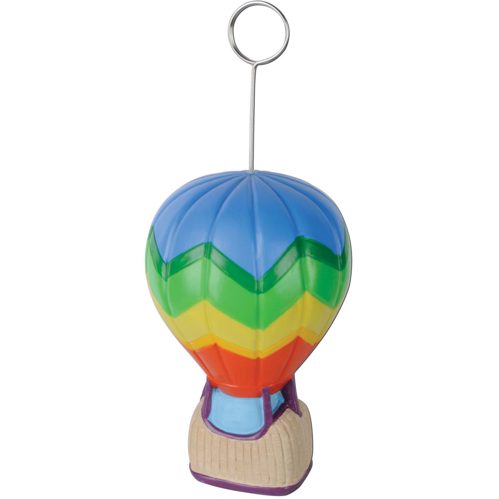 Hot Air Balloon Photo/Balloon Holder