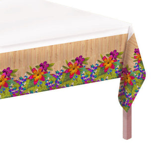 Jungle Paradise Paper Table Cover