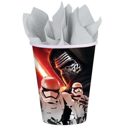 Star Wars 9oz Paper Cups (8ct)