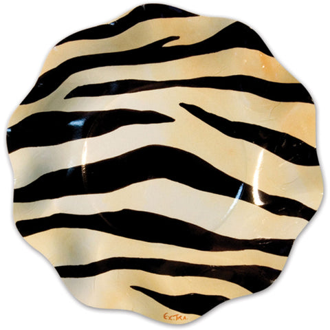 Zebra Medium Bowl