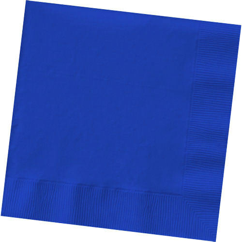 Bright Royal Blue Luncheon Napkins (125ct)