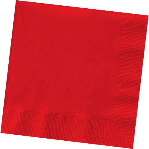 Apple Red Luncheon Napkins (125ct)