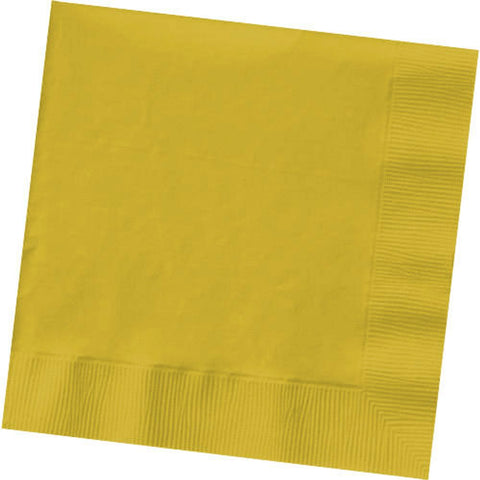 Yellow Sunshine Dinner Napkins (50ct)
