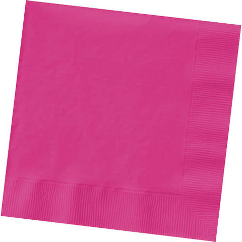 Magenta Dinner Napkins (50ct)