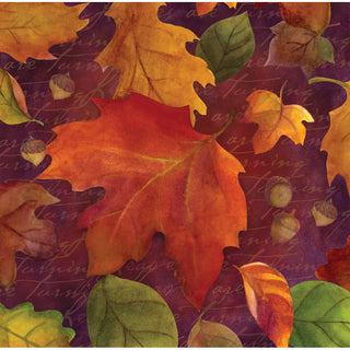 Autumn Reverie Beverage Napkins (16ct)