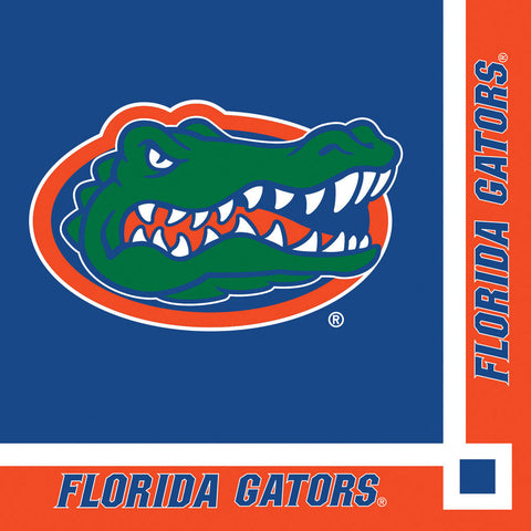 University of Florida Beverage Napkins (20ct)