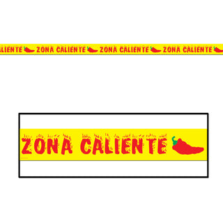 Zona Caliente Party Tape