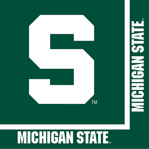 Michigan State University Luncheon Napkins (20ct)