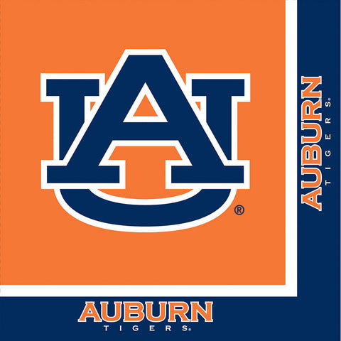 Auburn University Luncheon Napkins (20ct)