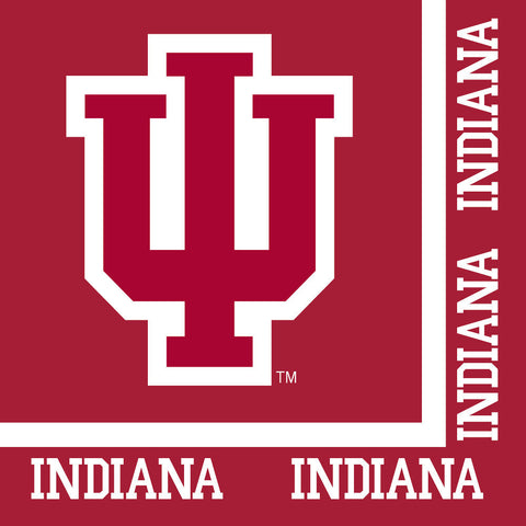 Indiana University Luncheon Napkins (20ct)