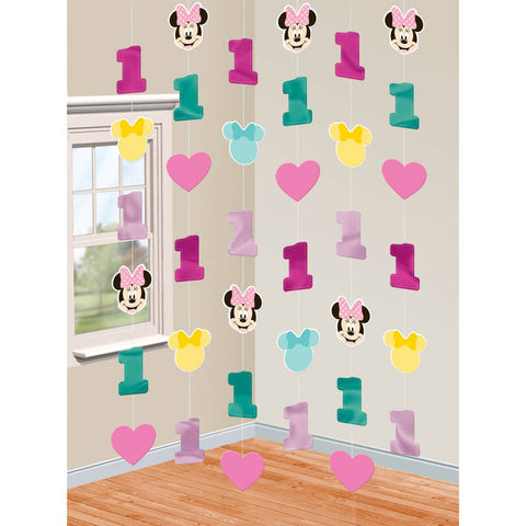 Minnie Fun To Be One Stringers (6 ct)