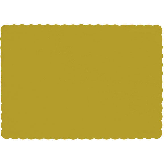 Yellow Sunshine Paper Placemats (50ct)