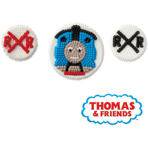 Thomas the Tank Icing Decorations