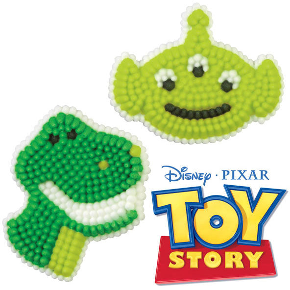Toy Story 3 Icing Decorations
