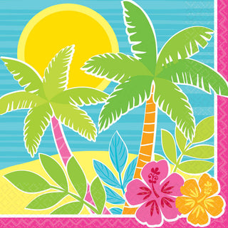 Summer Scene Luncheon Napkins (125ct)