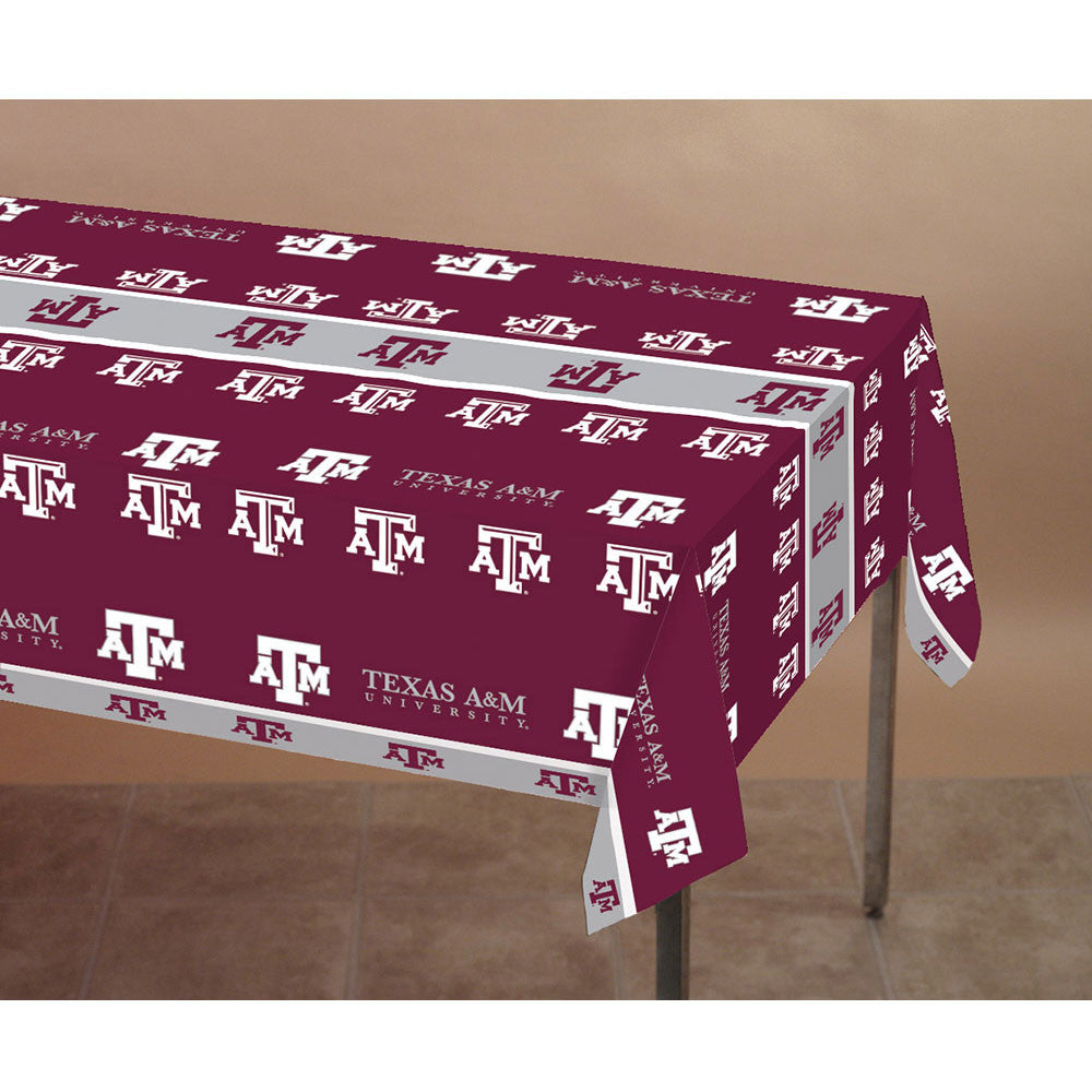 Texas A & M Tablecover