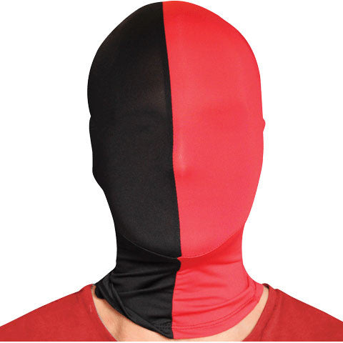 Black/red Morph Mask