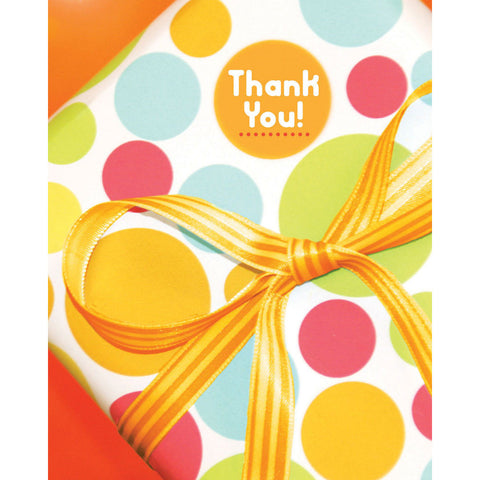 Chic Birthday  Thank You Notes (8 ct)