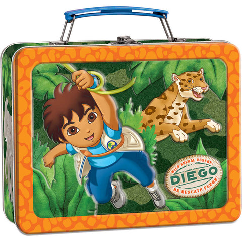 Diego's Biggest Rescue Metal Box