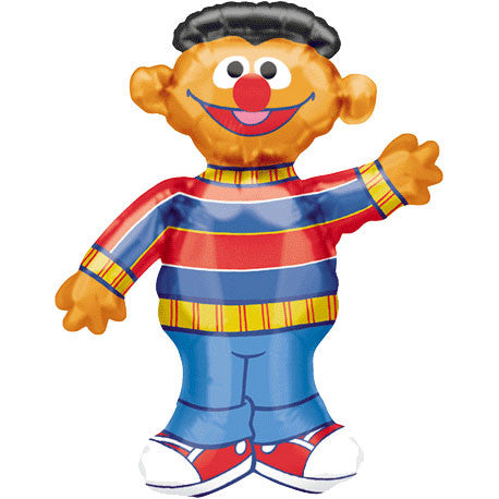Ernie Full Body Mini Shape Balloon (1 ct)