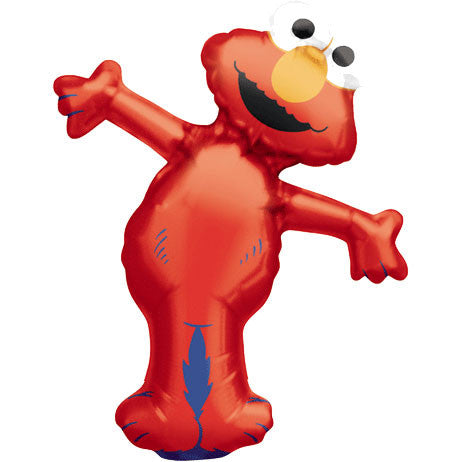 Elmo Full Body Mini Shape Balloon (1 ct)