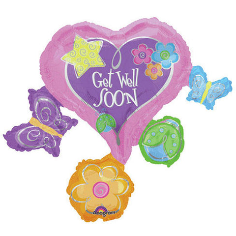 Get Well Garden Cluster Super Shape