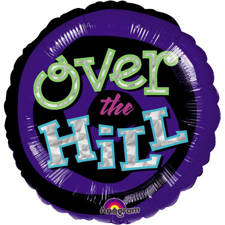 32 oh no over the hill us novelty