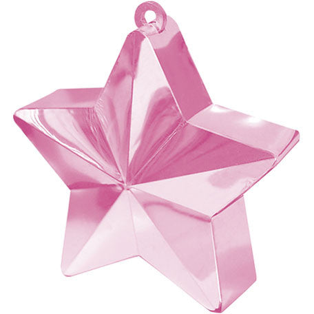Pink Star Weight 6 Oz.