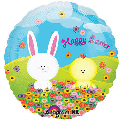 "18"" Easter Friends Foil Balloon"