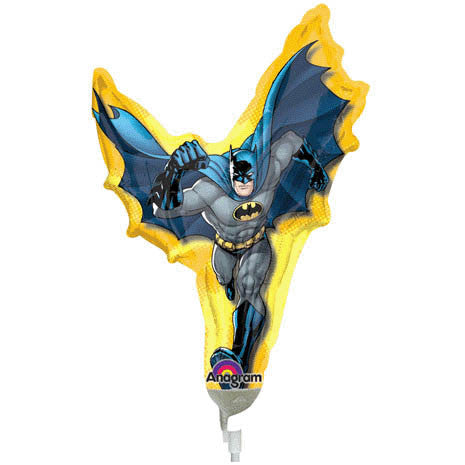 Batman Action Mini Shape