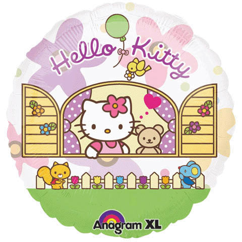 "26"" Hello Kitty See-thru"