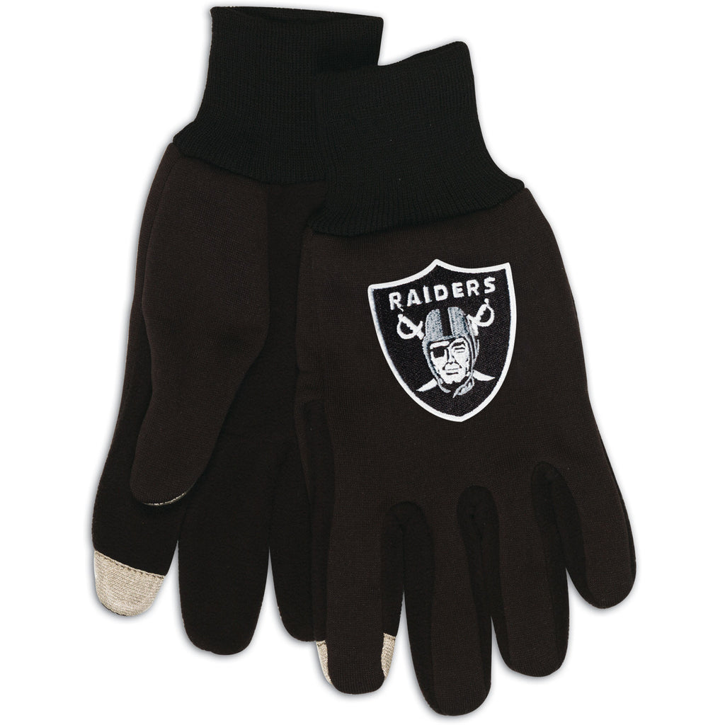 Oakland Raiders Technology Gloves