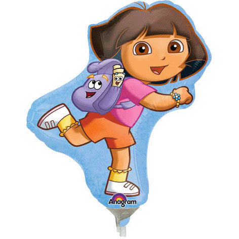 Dora Exploring Mini Shape
