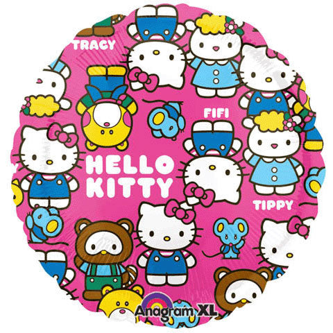 "18"" Hello Kitty Characters"