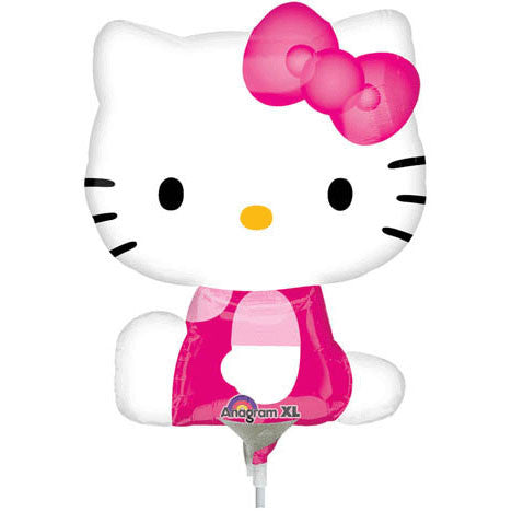 Hello Kitty Mini Shape (side Pose)