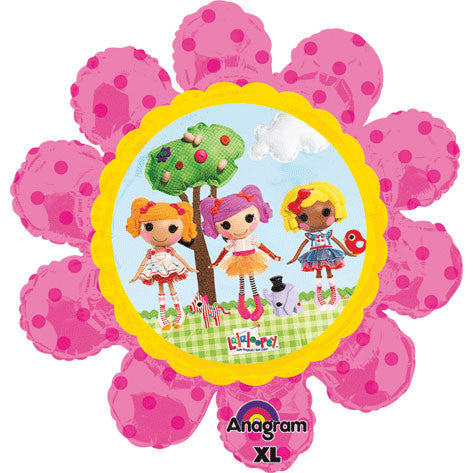 Lalaloopsy Flower Super Shape Balloon