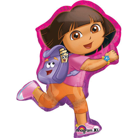 Dora Off Exploring Super Shape