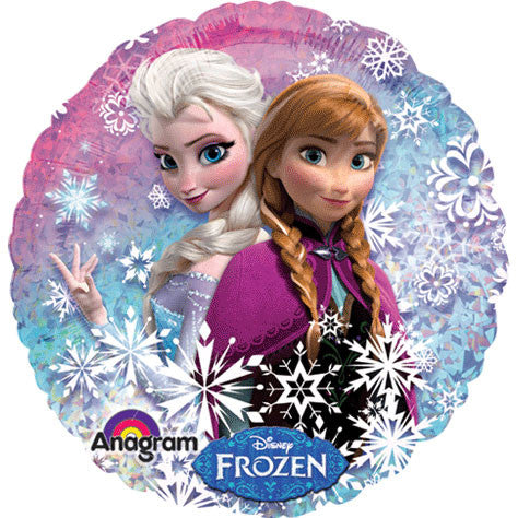 "18"" Disney Frozen Holographic"