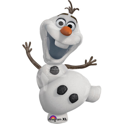 Disney Frozen Olaf Super Shape Foil Balloon
