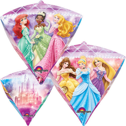 "16"" DISNEY PRINCESS DIAMONDZ"
