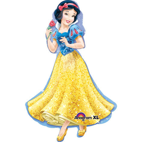 Princess Snow White Super Shape