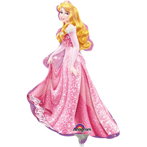 Princess Sleeping Beauty Mini Shape