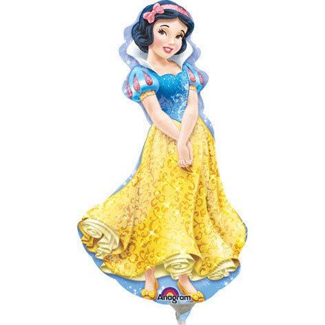 Princess Snow White Mini Shape