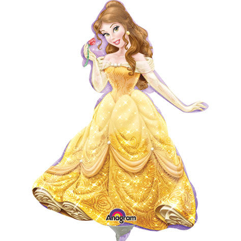 Princess Belle Mini Shape