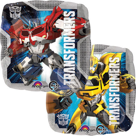 "18"" TRANSFORMERS ANIMATED HX"