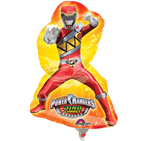 POWER RANGERS DINO CHARGE MINI SHAPE